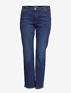 JRTENNOLA DB JEANS  - K NOOS - DARK BLUE DENIM