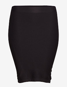 JRSIA SEAMLESS SKIRT - S - BLACK