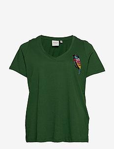 JRBIRDY ROXY 2/4 TOP - S - t-skjorter med trykk - eden