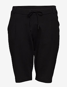 JRAMAJA ABOVE KNEE SHORTS - S MH - casual szorty - black