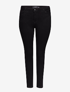 JRFOUR SHAPE NW BLACK JEANS - K - jeans skinny - black