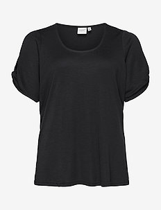JRMAYSIN SS TOP - S - t-shirts - black
