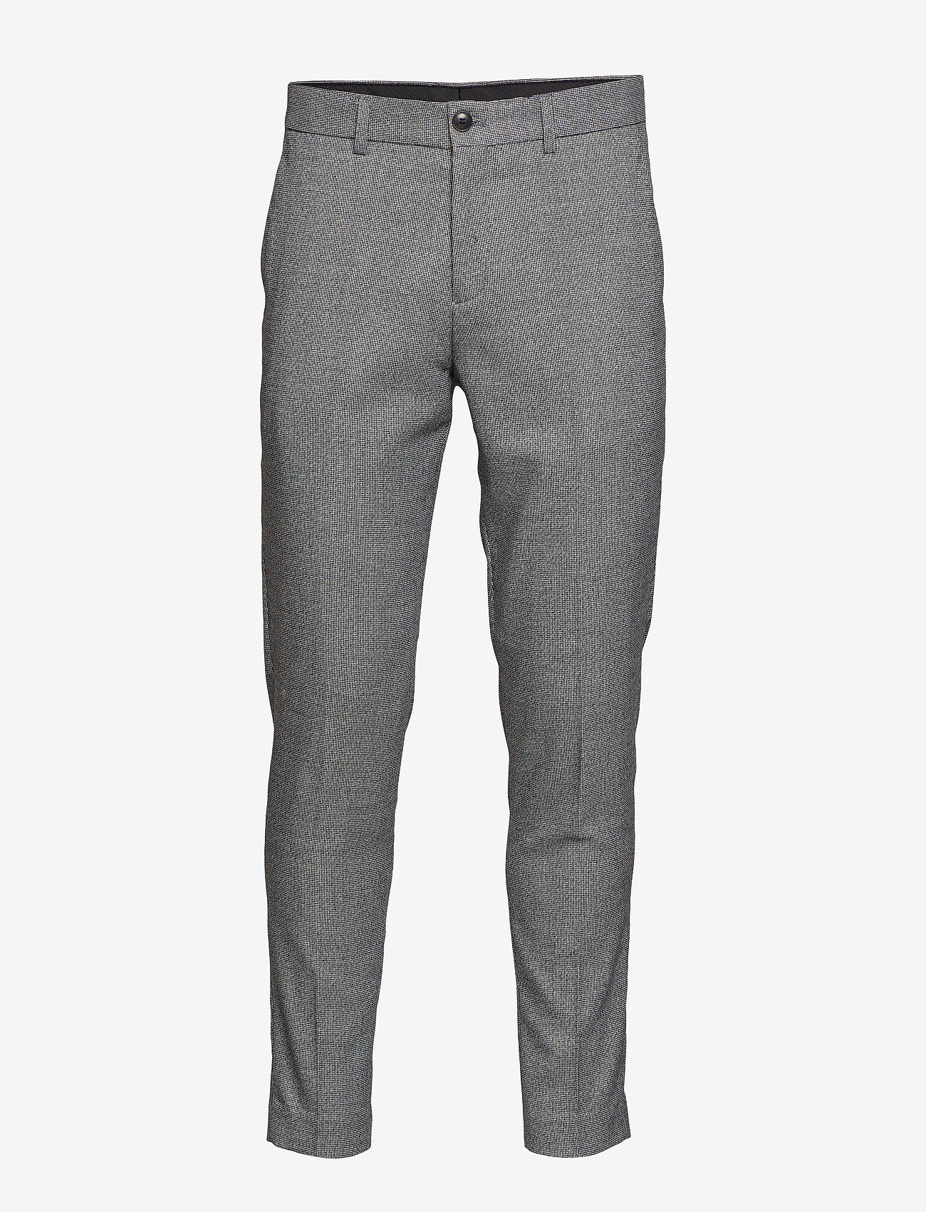 Junk De Luxe Puppytooth Club Pants - Byxor Grey Mix