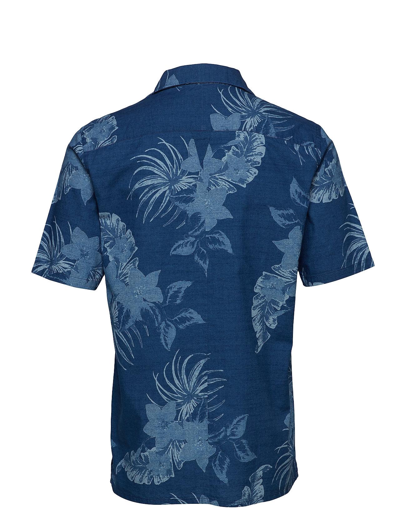 Indigo s De IndigoJunk S Resort Shirtwash Aop Luxe g6yf7vmYbI