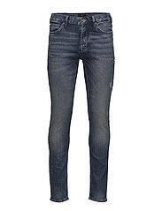 Denim skinny jeans - WASH INDIGO