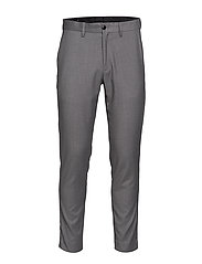 Club pants - LT GREY MEL