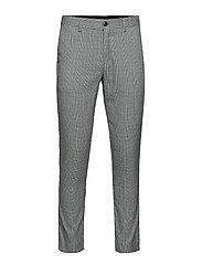 Prince of Wales club pants - GREY MIX