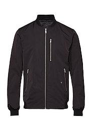 Rider jacket - BLACK