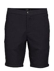 Elasticated shorts - BLACK