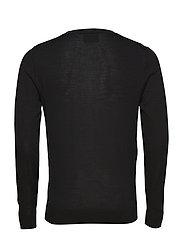 Fine merino wool knit jumper
