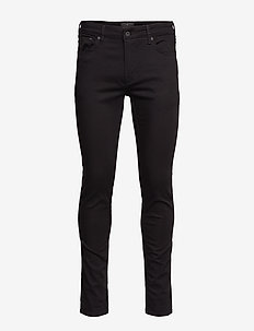 Superflex black skinny jeans - BLACK