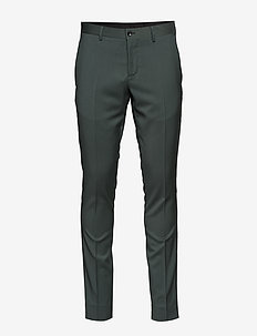 Wool suiting pants - LT ARMY
