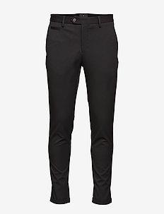 Stretch club pants - BLACK