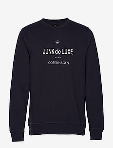 Logo sweat - NAVY