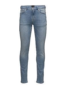 Heavy wash skinny jeans - HEAVY WASH