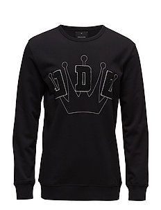 Logo application sweat - BLACK