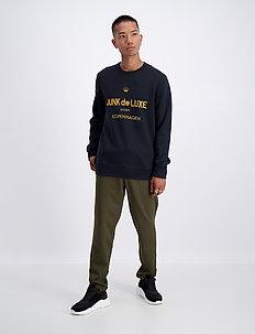 Logo sweat - sweatshirts - black