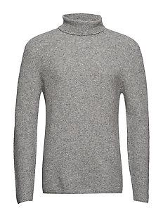 Fine Merino Wool Knit Jumper (Black) (47.97 €) JUNK de