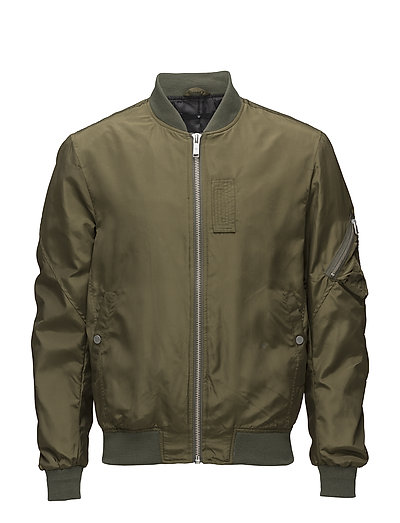Bomber jacket - WINTER OLIVE
