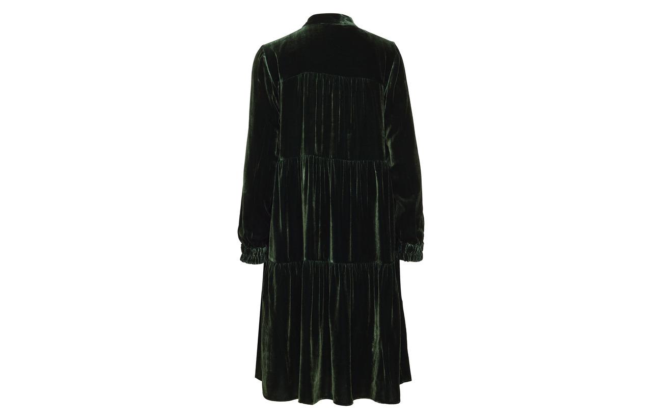 Soie Dress 18 Grove Juliette Maxi Just 82 Viscose Female Pine ztqwSHC