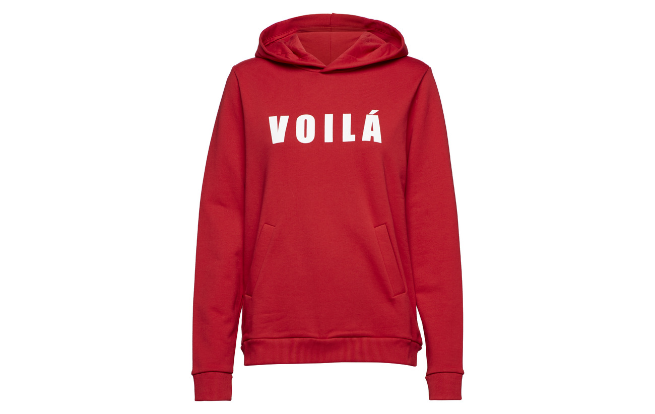 Victoria Bio Just Blue 100 Sweat Shirt Female Voila Coton qwUIZ6