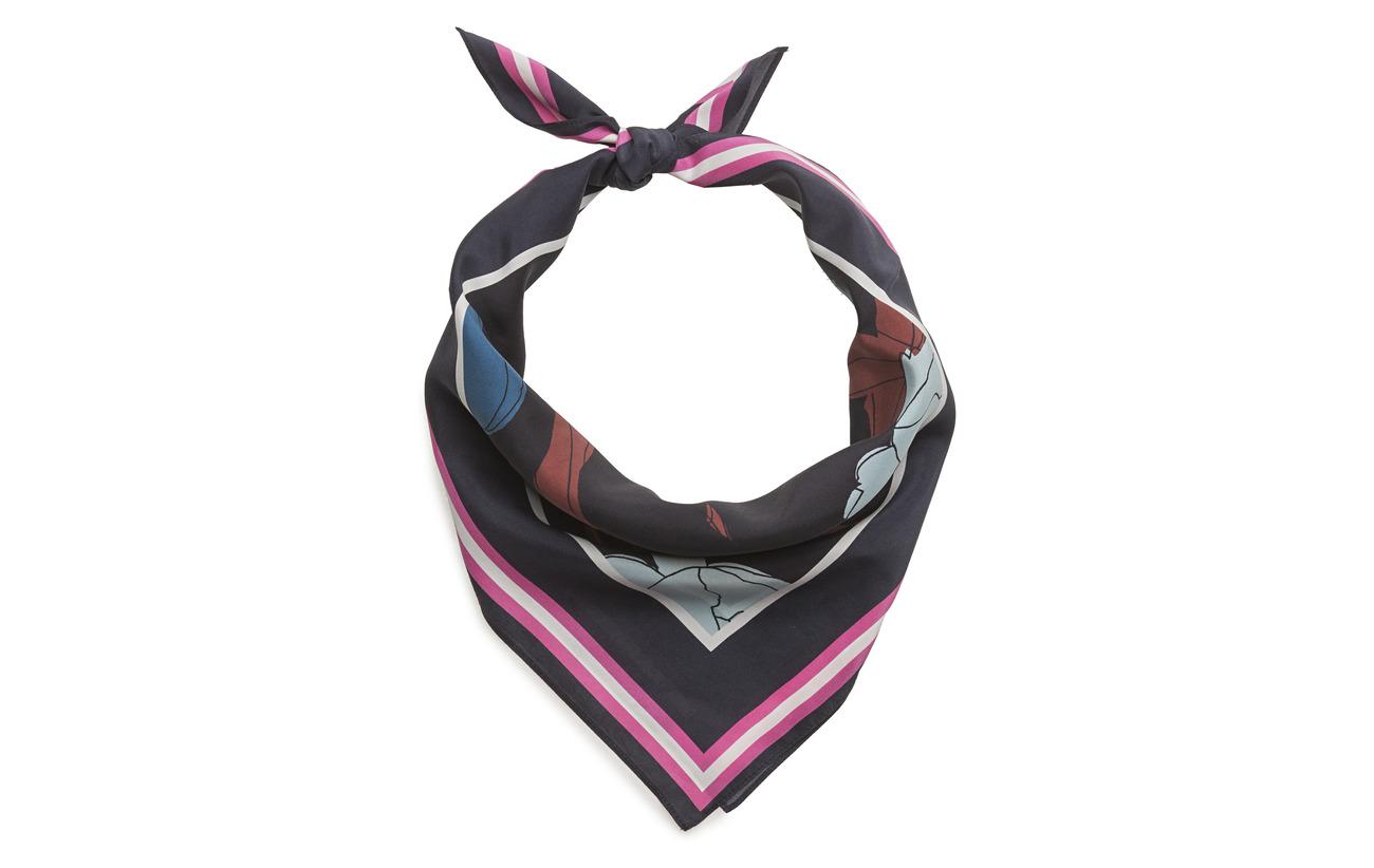 Just Female Flower scarf Sjalar & halsdukar