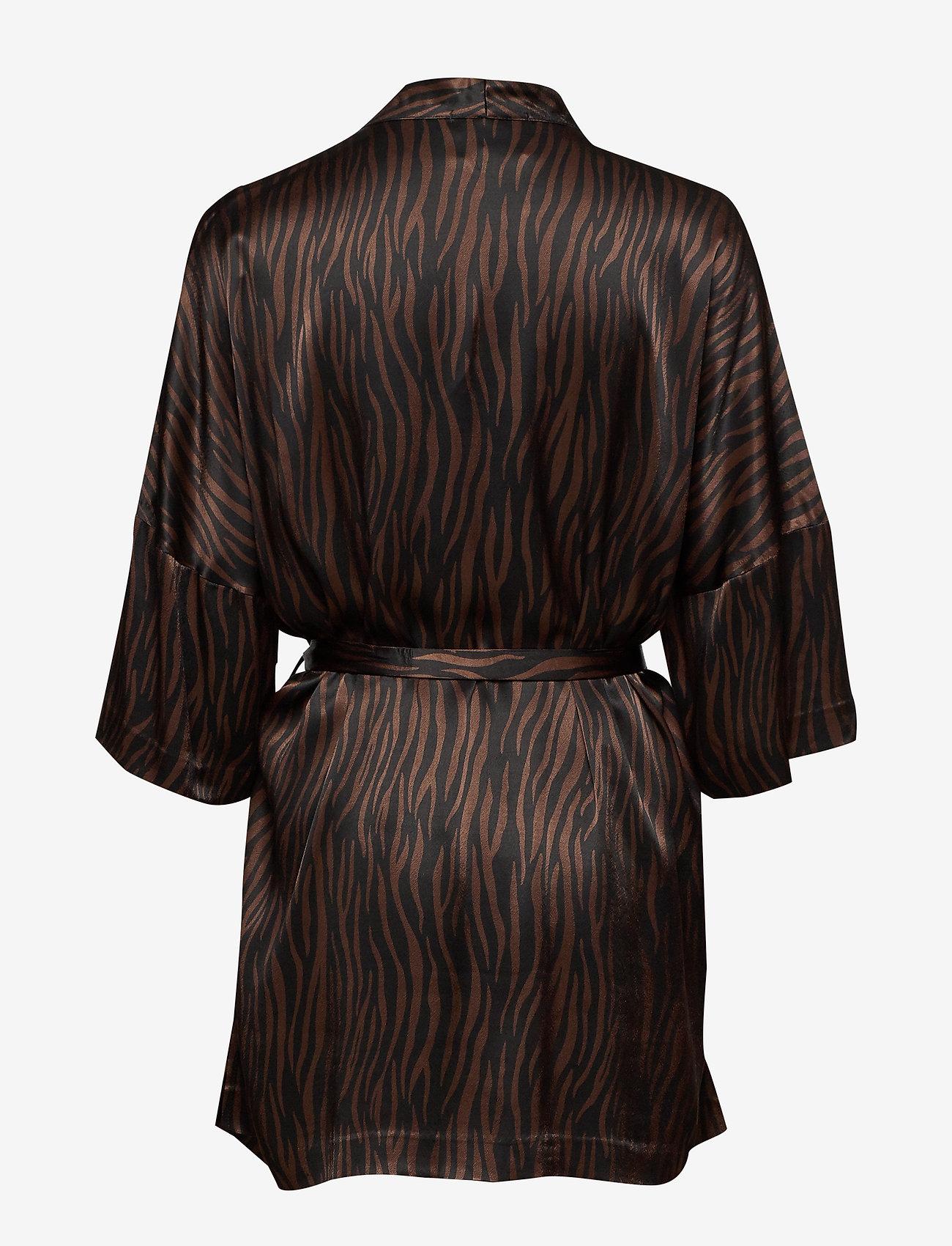 Just Female - Katrina kimono - kimonos - zebra aop
