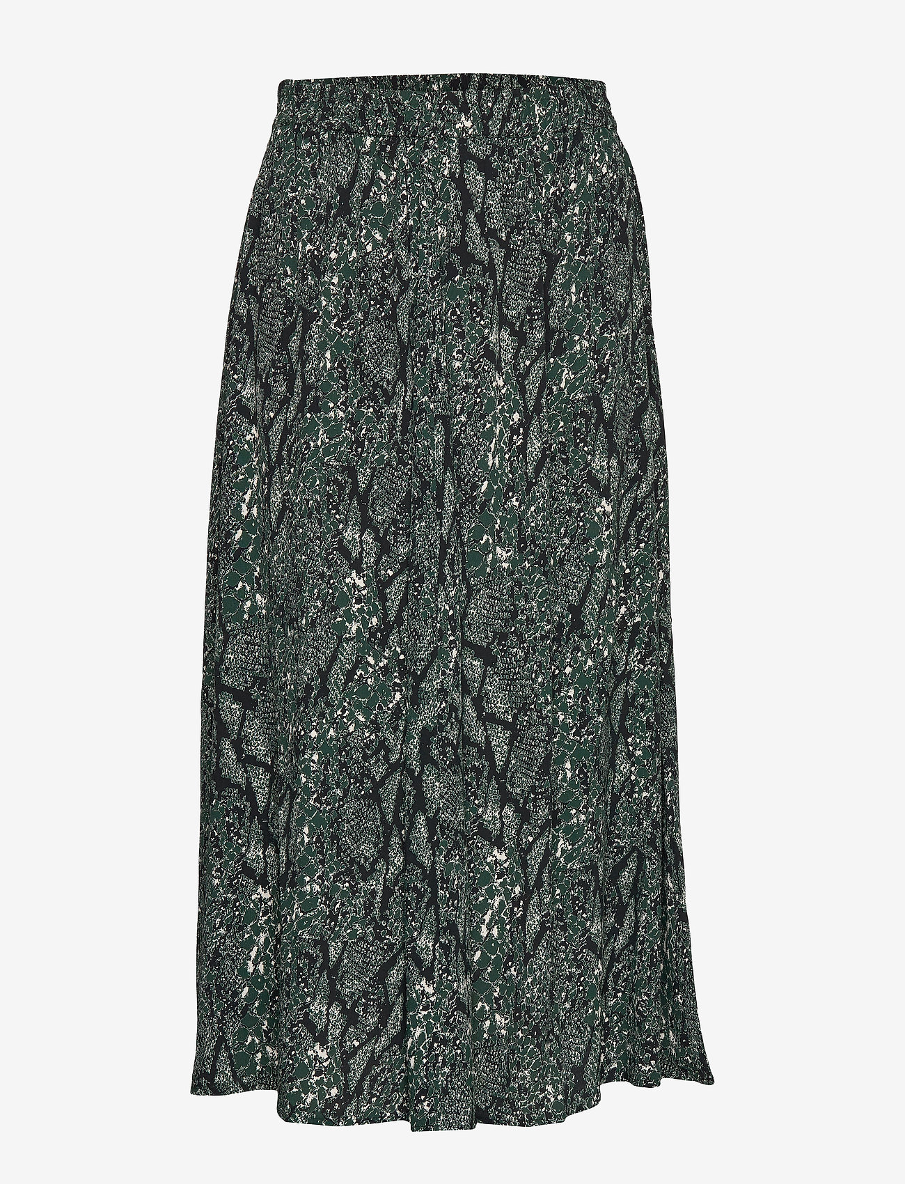 Just Female - Christle skirt - sportkjolar - green snake aop - 0