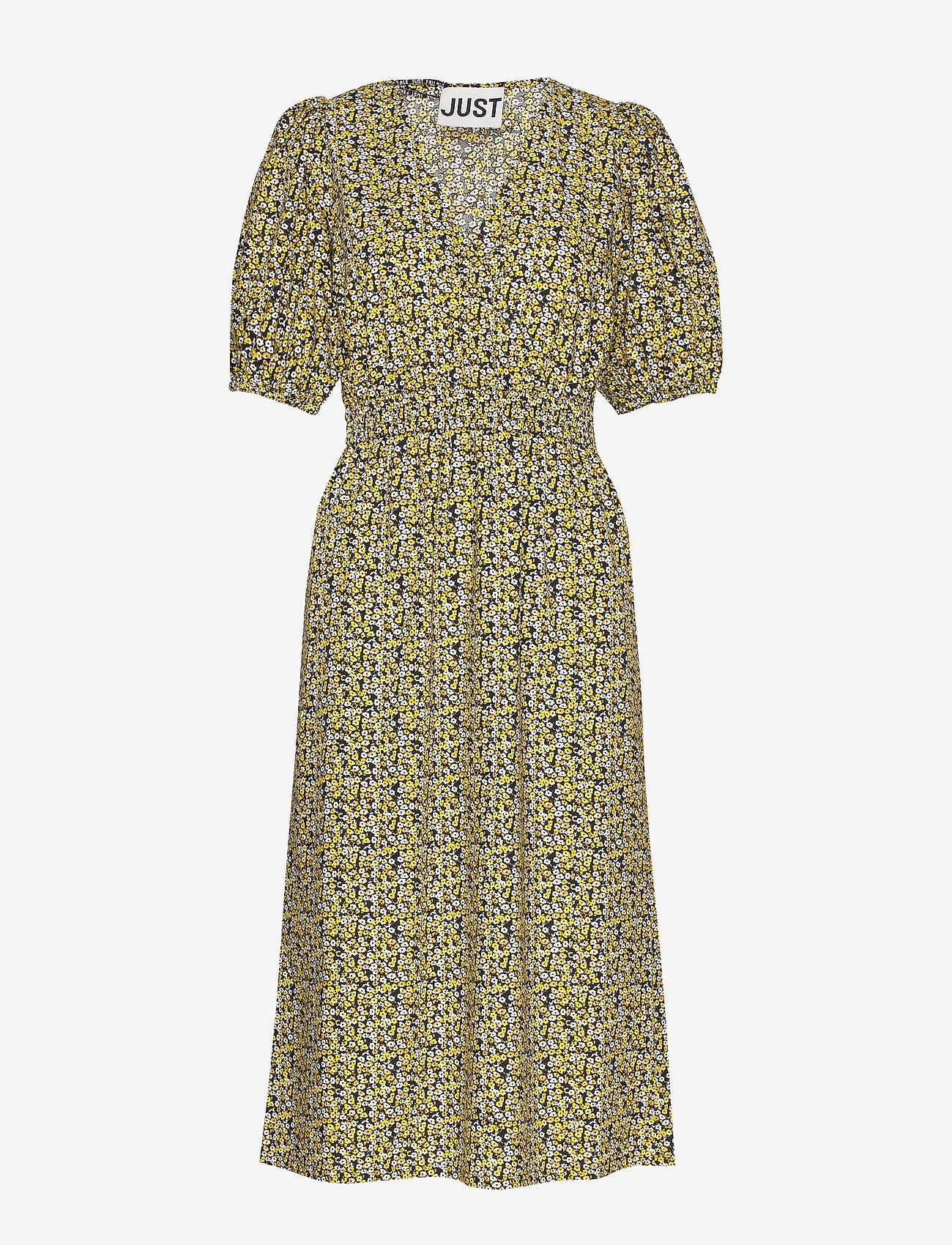 Just Female - Dove dress - summer dresses - multi flower aop - 0