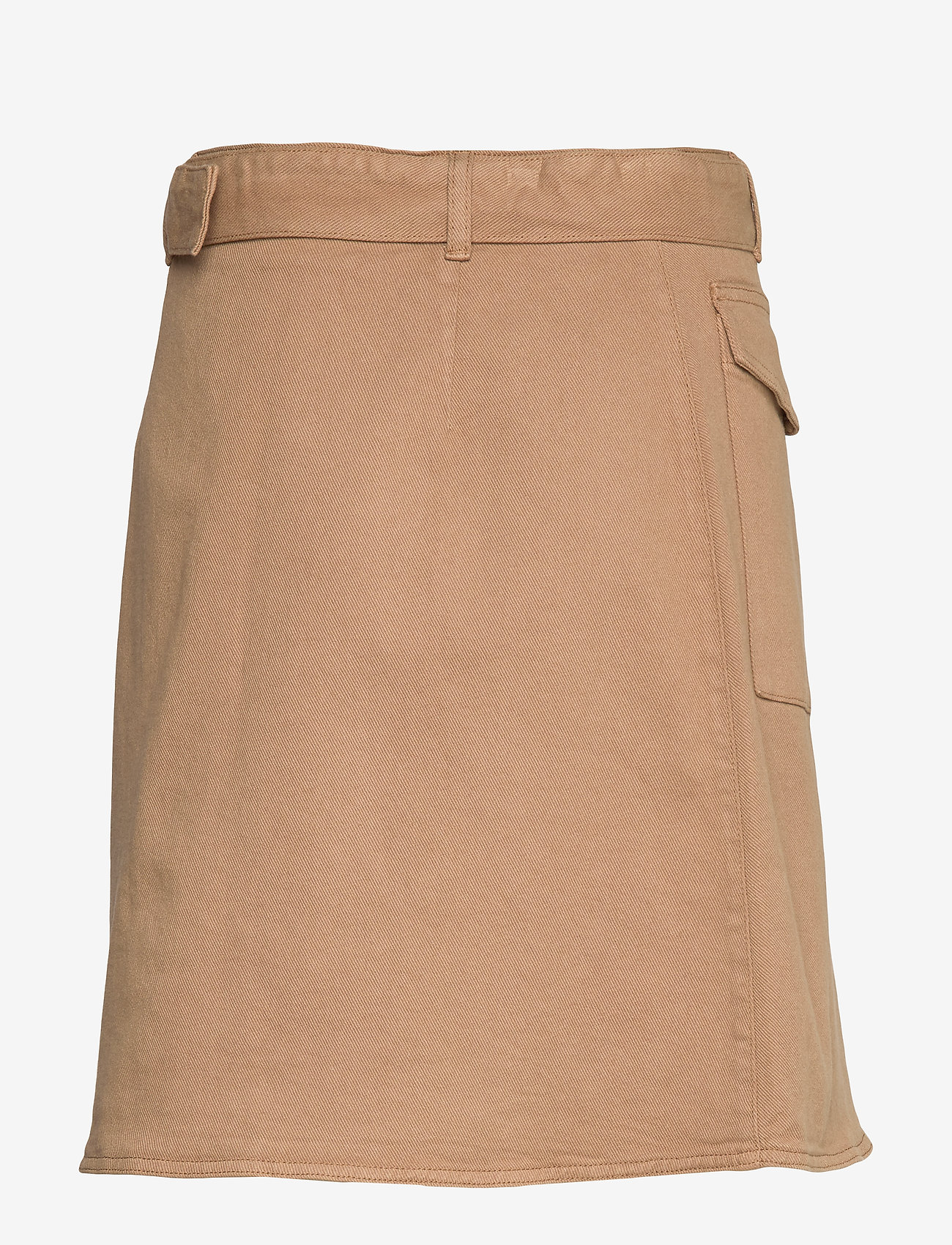 Just Female - Mathilde skirt - korta kjolar - tigers eye - 1