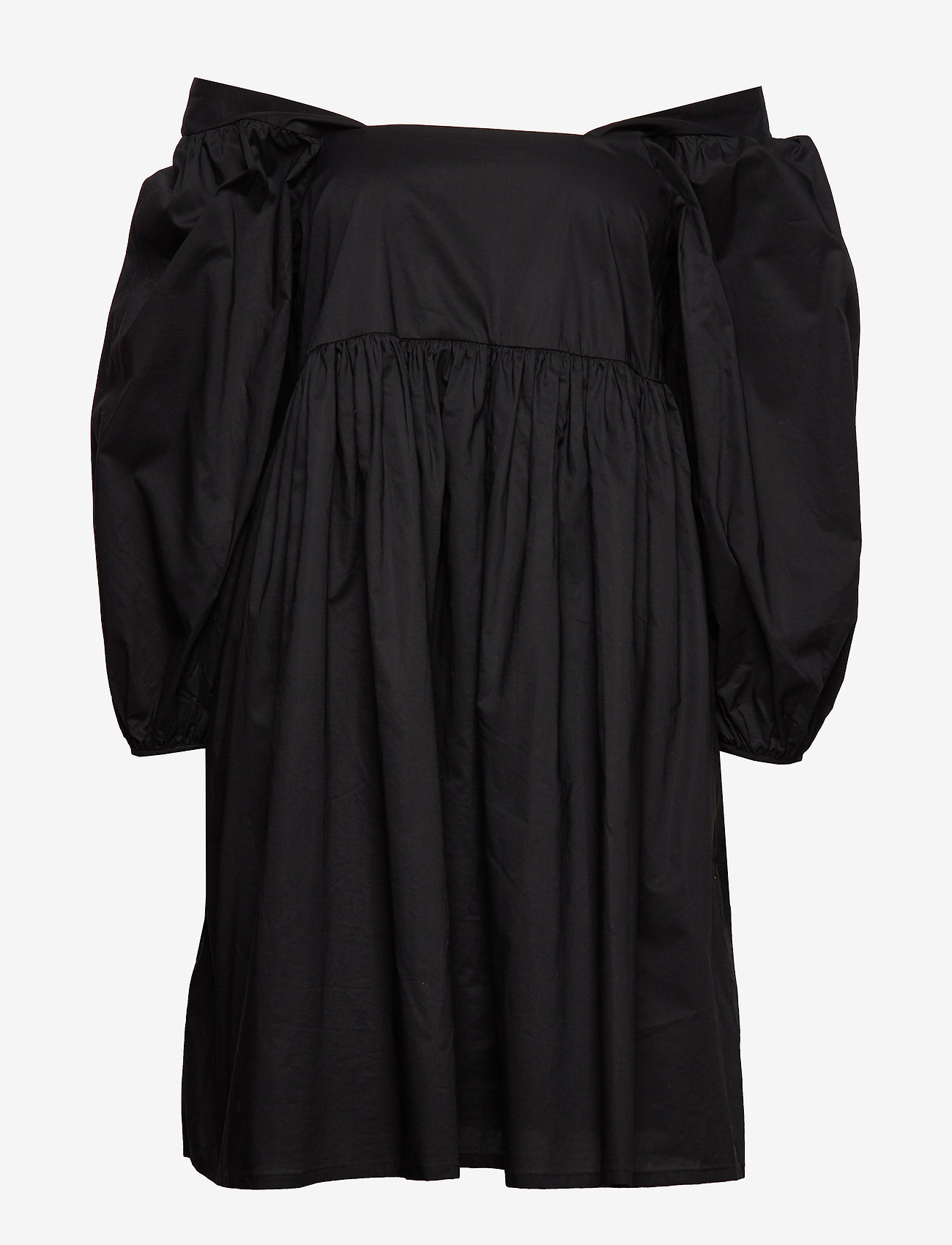 Just Female - Merle dress - vardagsklänningar - black - 1