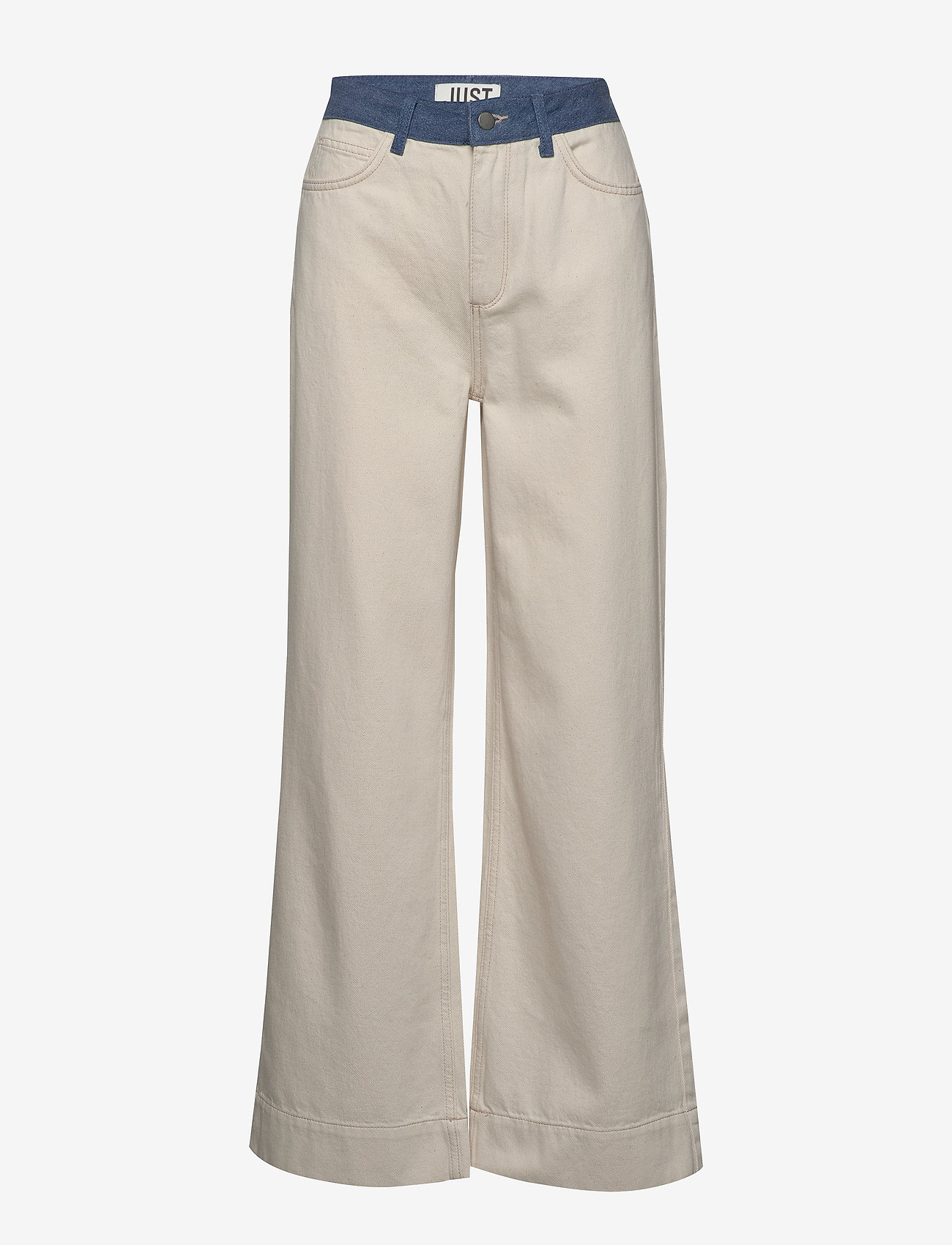 Just Female - Sika jeans - schlaghosen - off white - 0