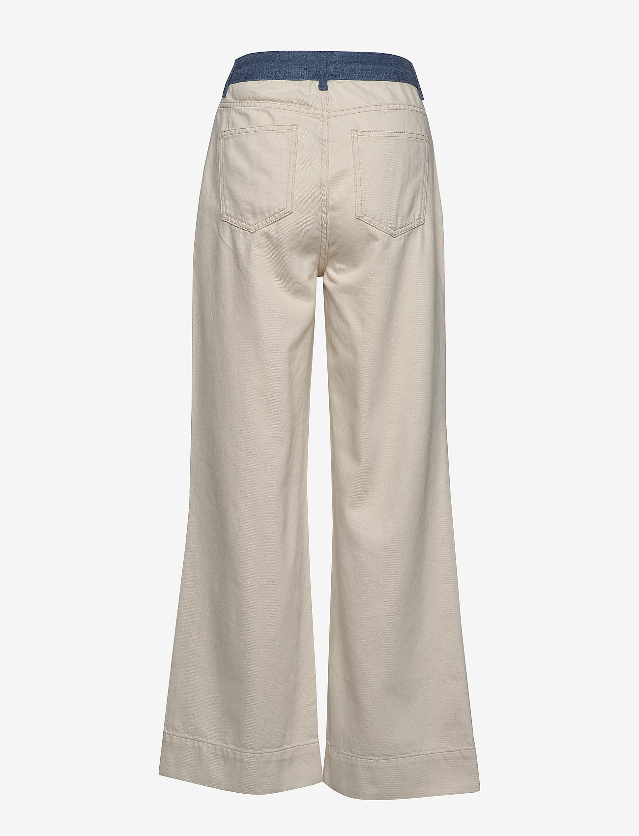 Just Female - Sika jeans - schlaghosen - off white - 1