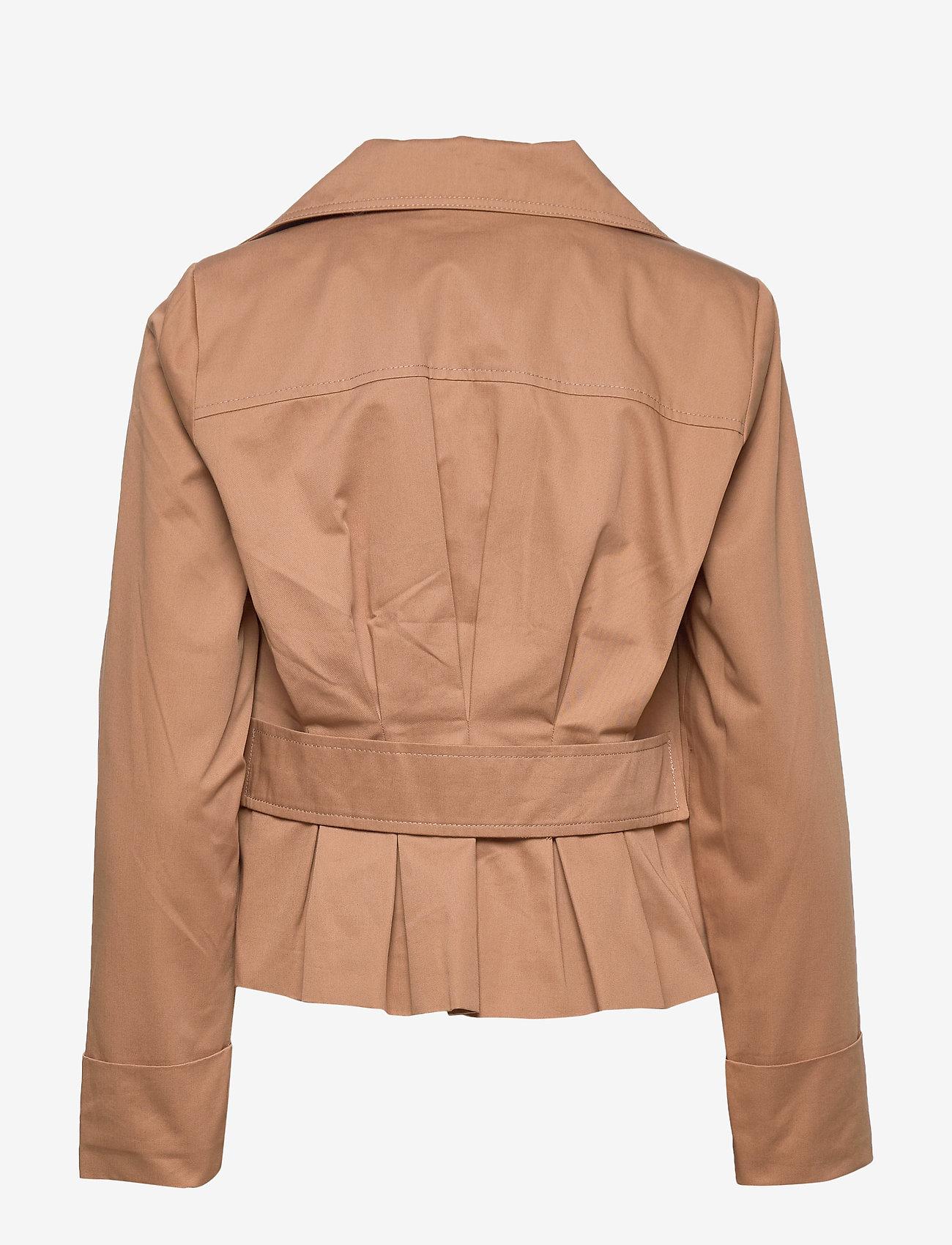 Just Female - Zena jacket - utility jackets - thrush - 1