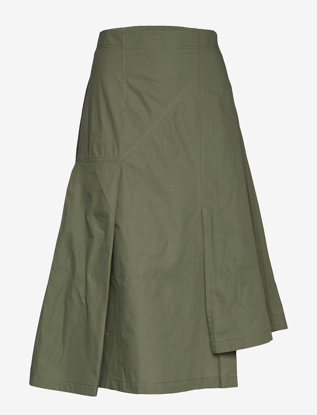 Just Female - Nanita skirt - midi skirts - clover - 0