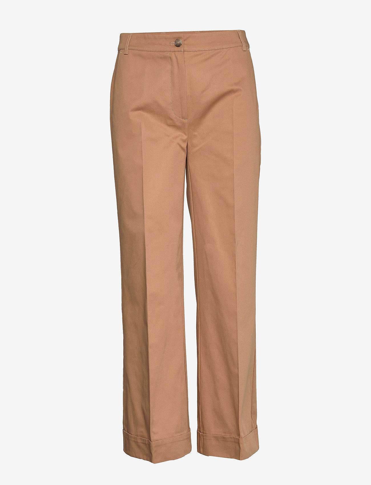 Just Female - Zena trousers - bukser med brede ben - thrush - 0