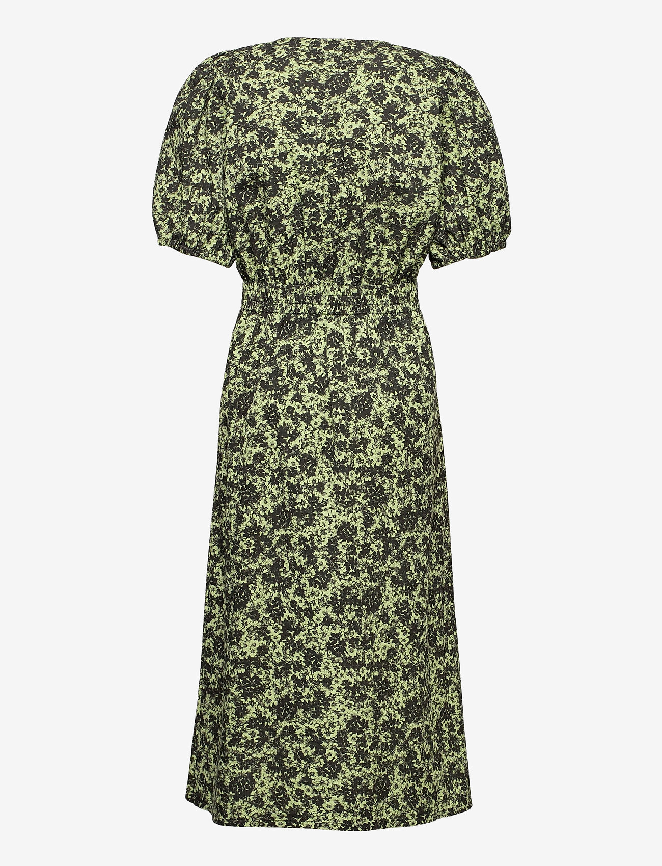 Just Female Alicia dress - Kjoler TROPICAL SAP GREEN - Dameklær Spesialtilbud