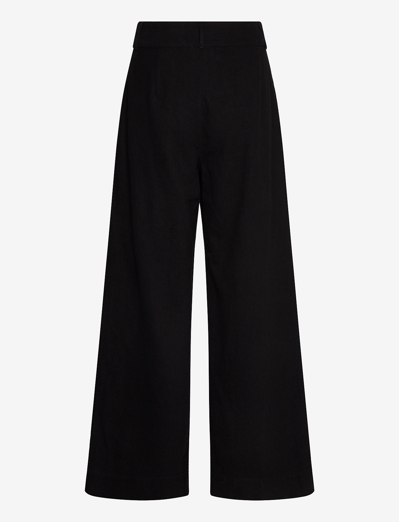 Just Female Cenia trousers - Bukser BLACK - Dameklær Spesialtilbud