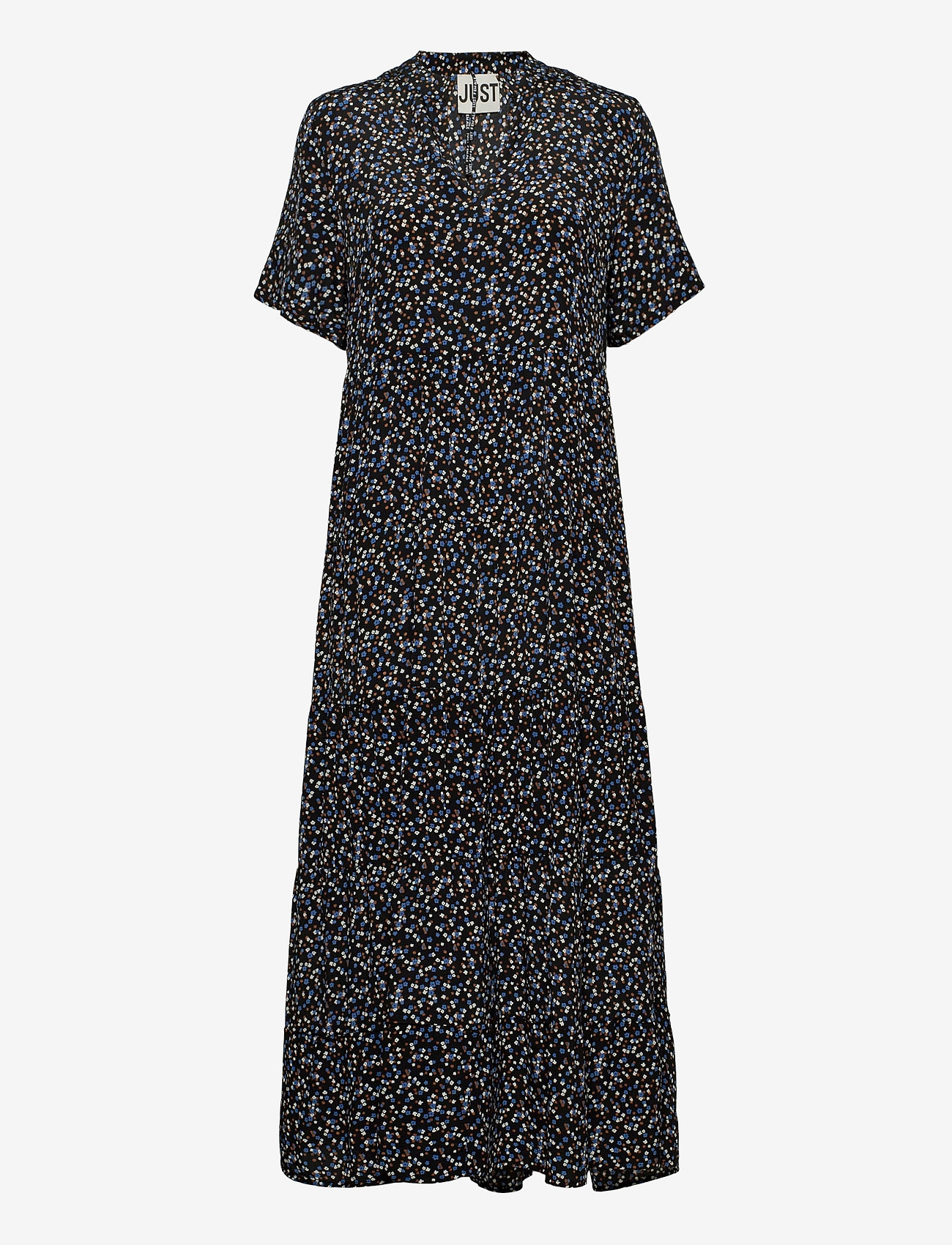 Just Female - Lassy maxi dress - everyday dresses - little flower aop - 0