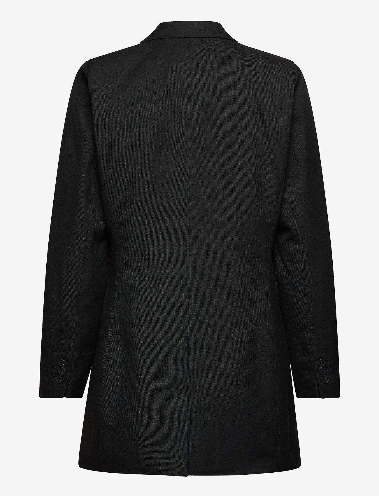 Just Female - Watson blazer - oversize kavajer - black - 1