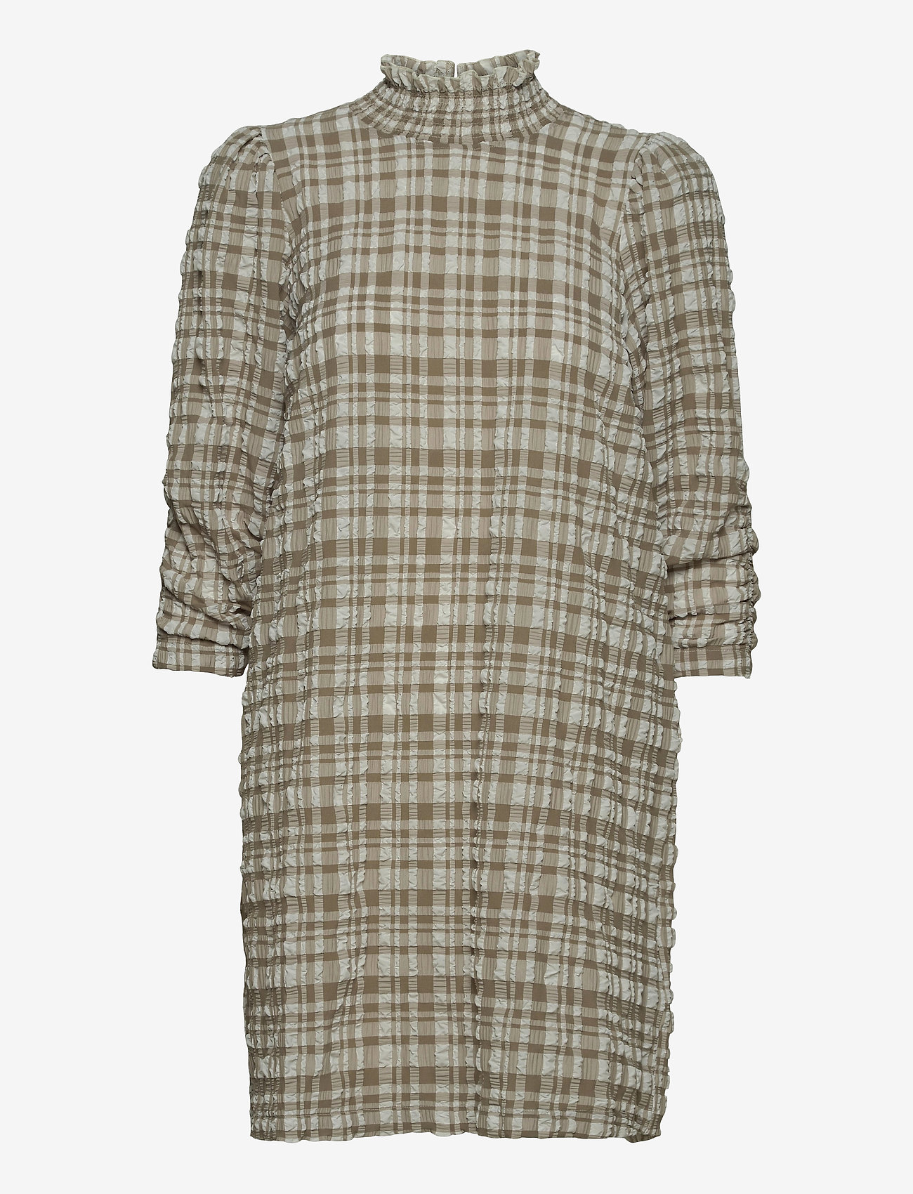 Just Female - Hamilton dress - everyday dresses - hamilton check - 1