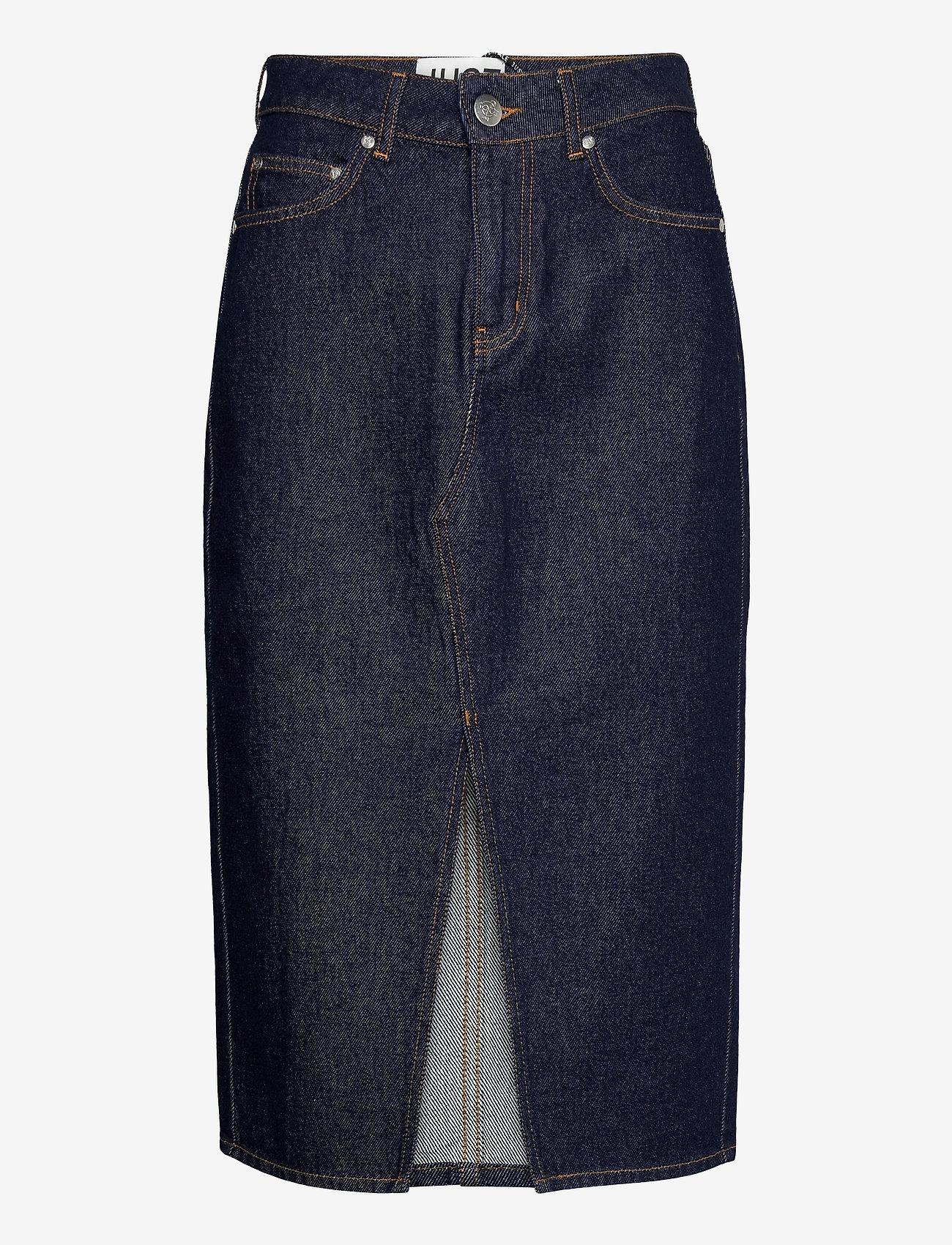 Just Female - Pacific skirt 0103 - jeanskjolar - blue rinse - 1