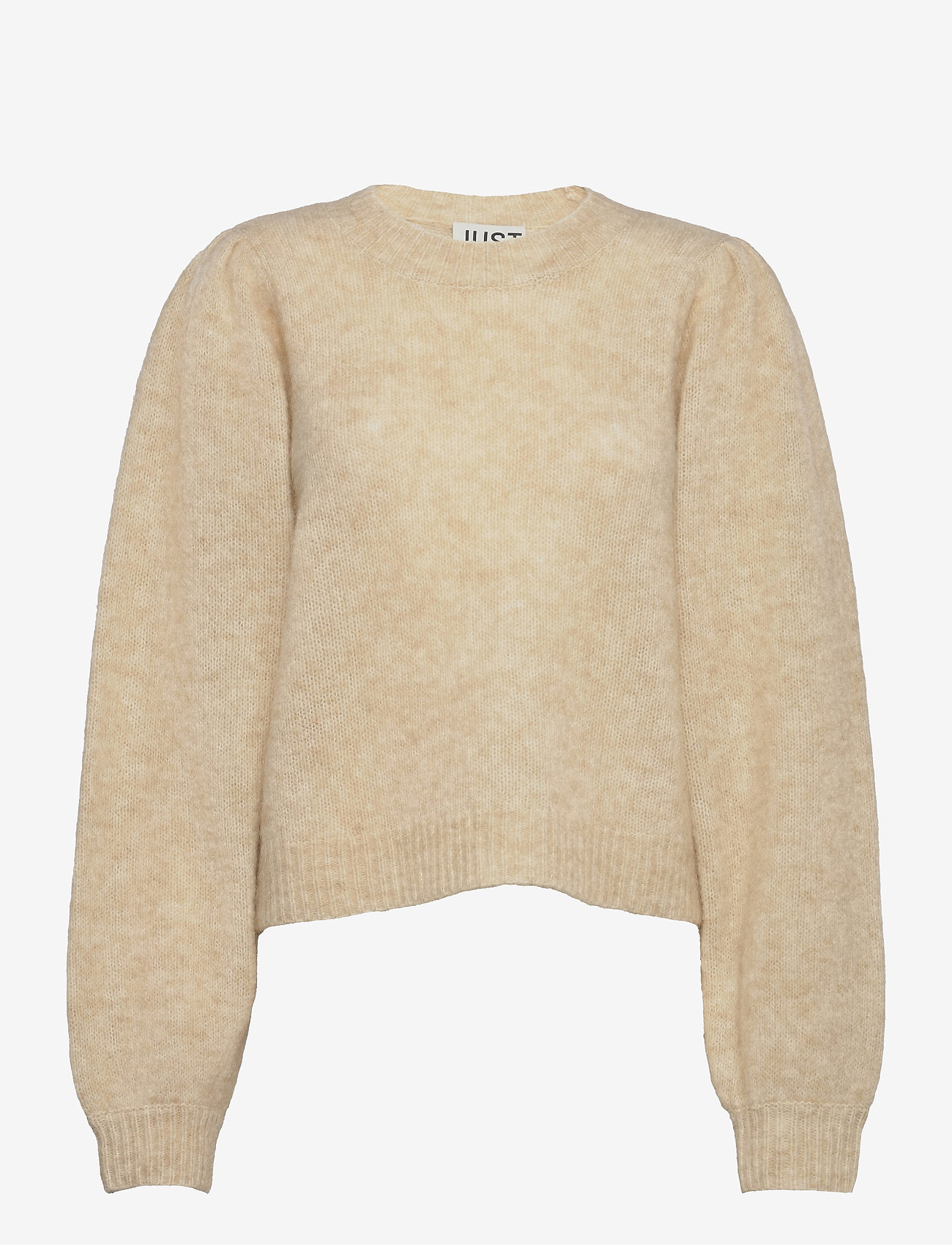 Just Female - Girona knit - jumpers - pumice stone - 1