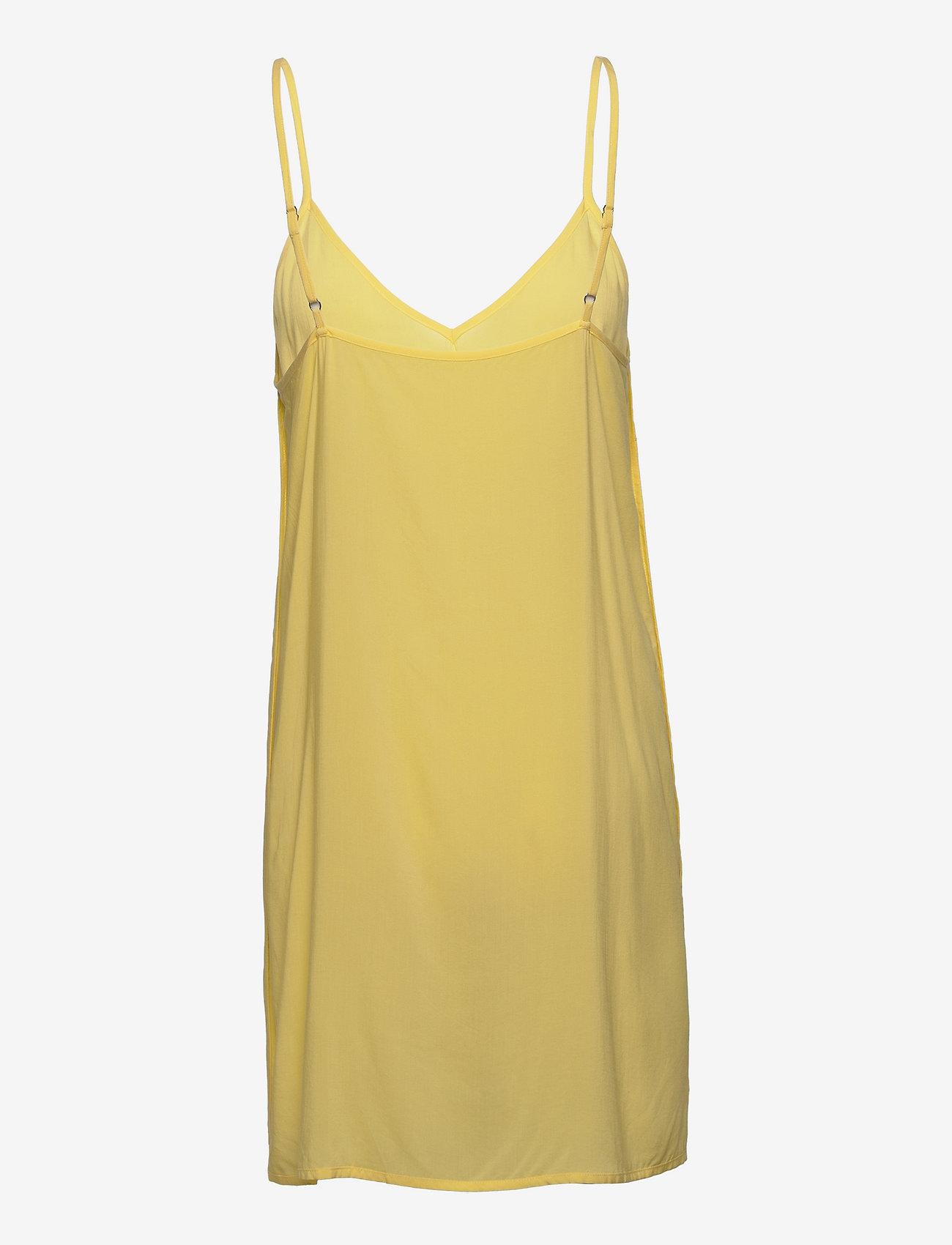 Just Female - Ventura dress - sommerkjoler - lemon grass - 4