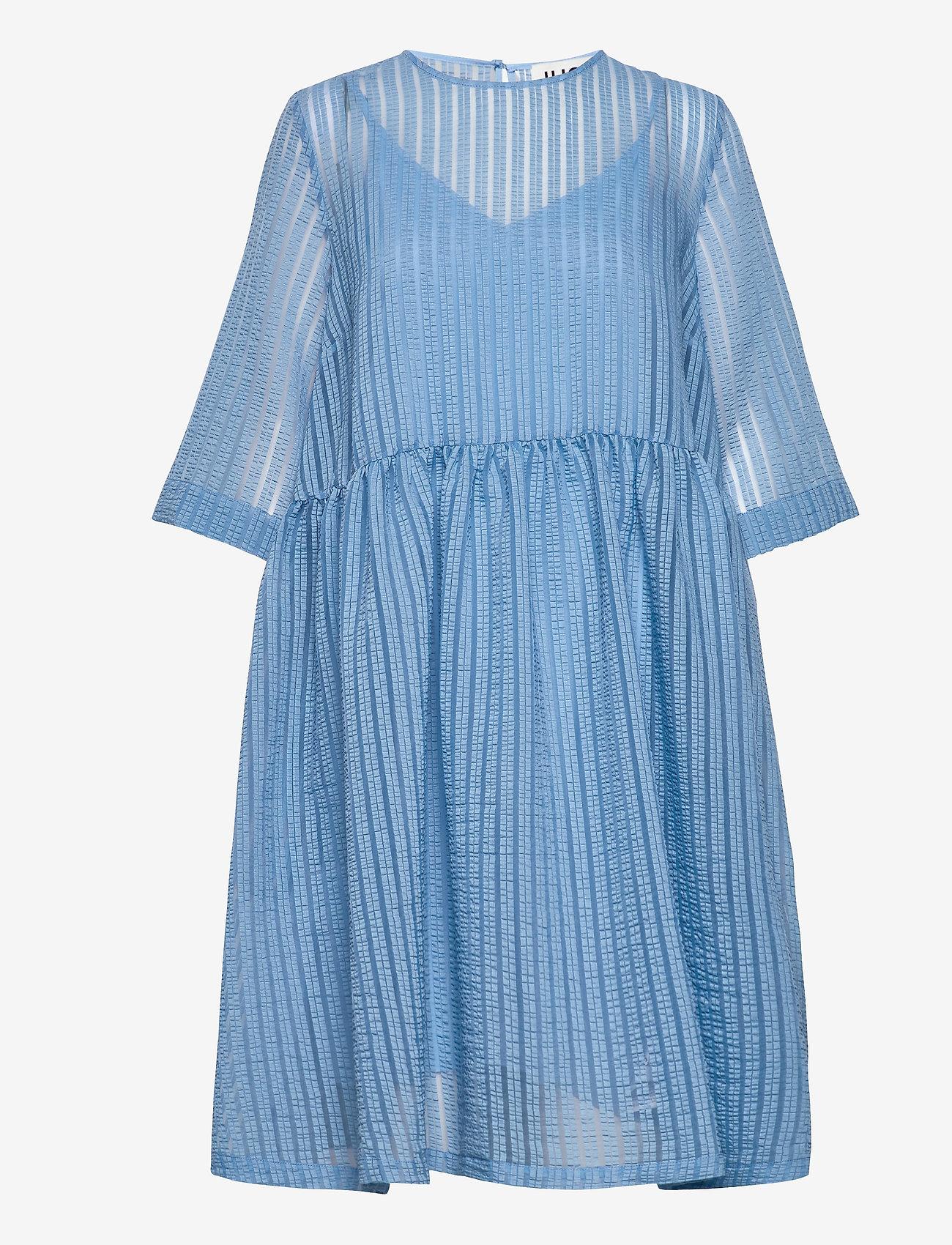 Just Female - Vermont dress - summer dresses - silver lake blue - 0