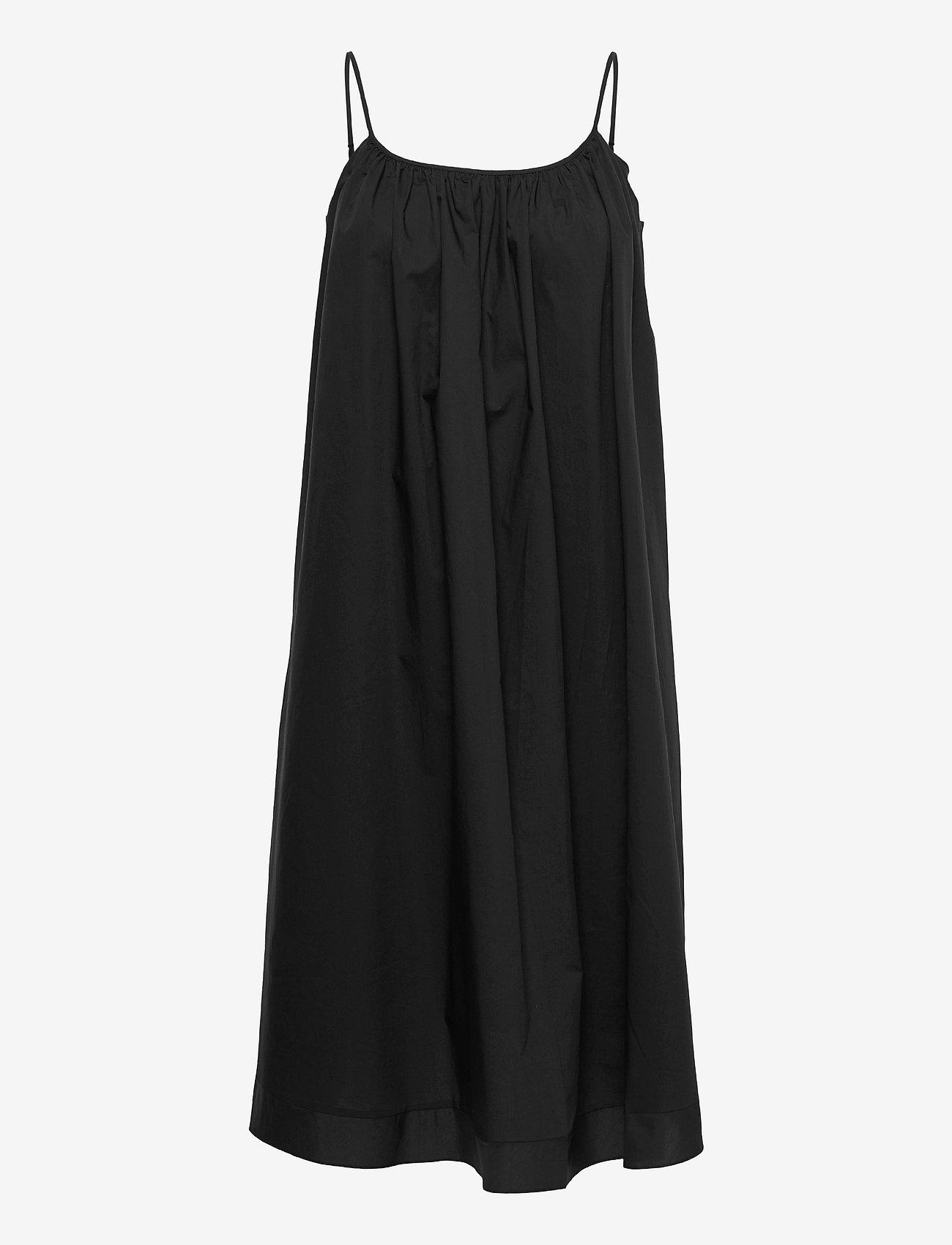 Just Female - Always dress - midi dresses - black - 1