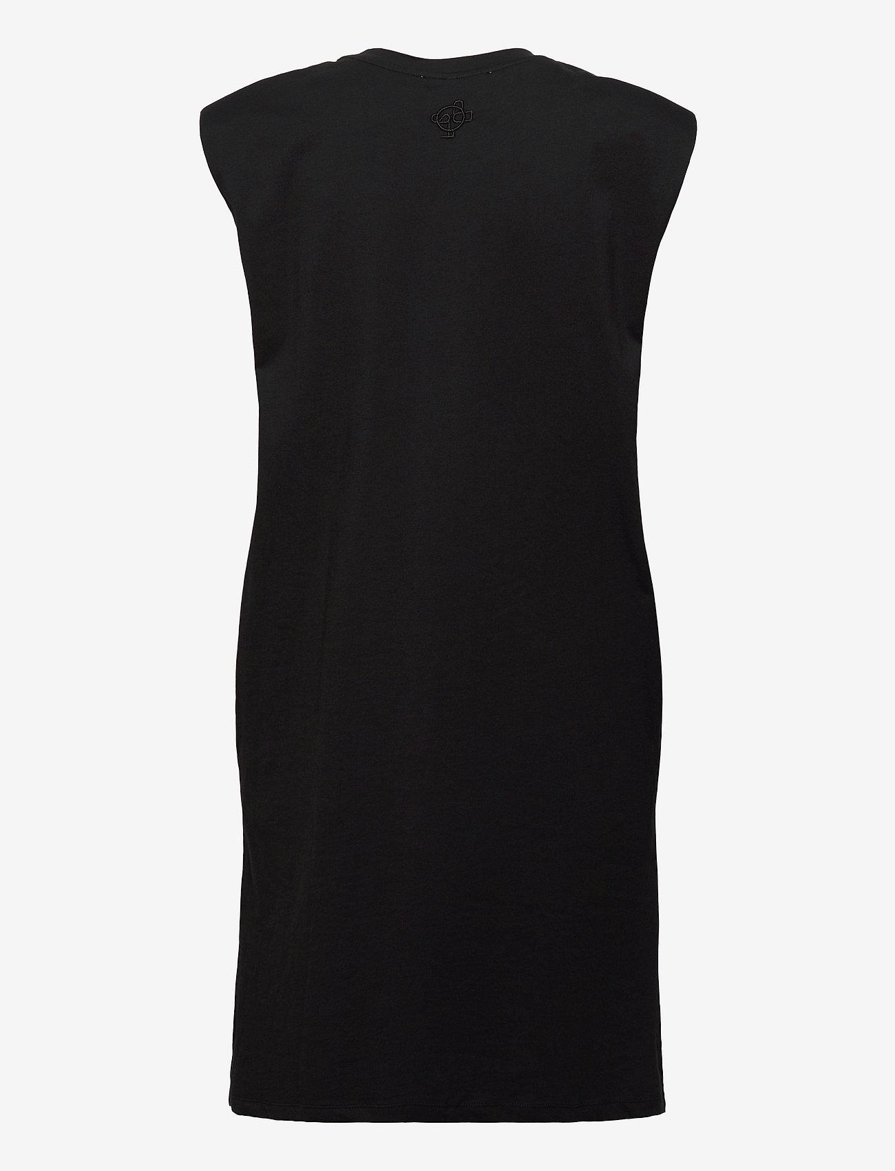 Just Female - Beijing dress - midi dresses - black - 1