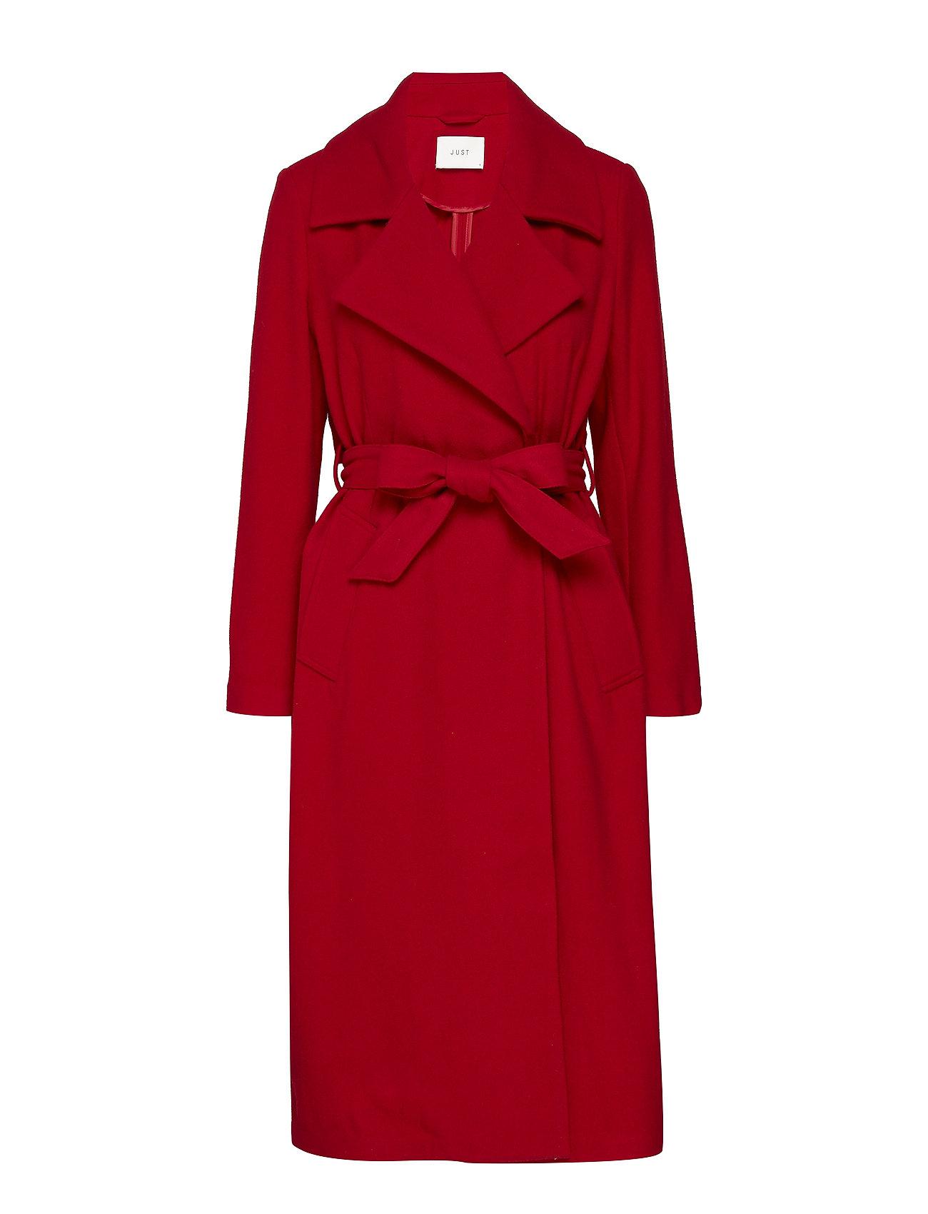 Just Female Sette wool coat Ytterkläder