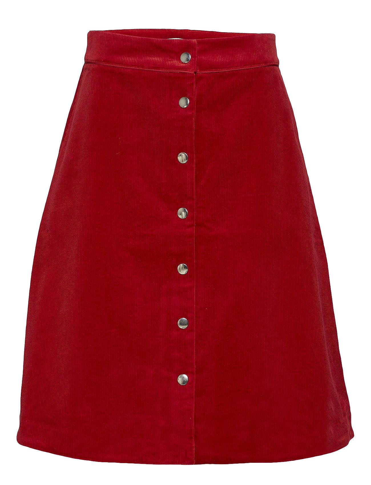 Just Female Ludvine skirt - SCARLET SAGA