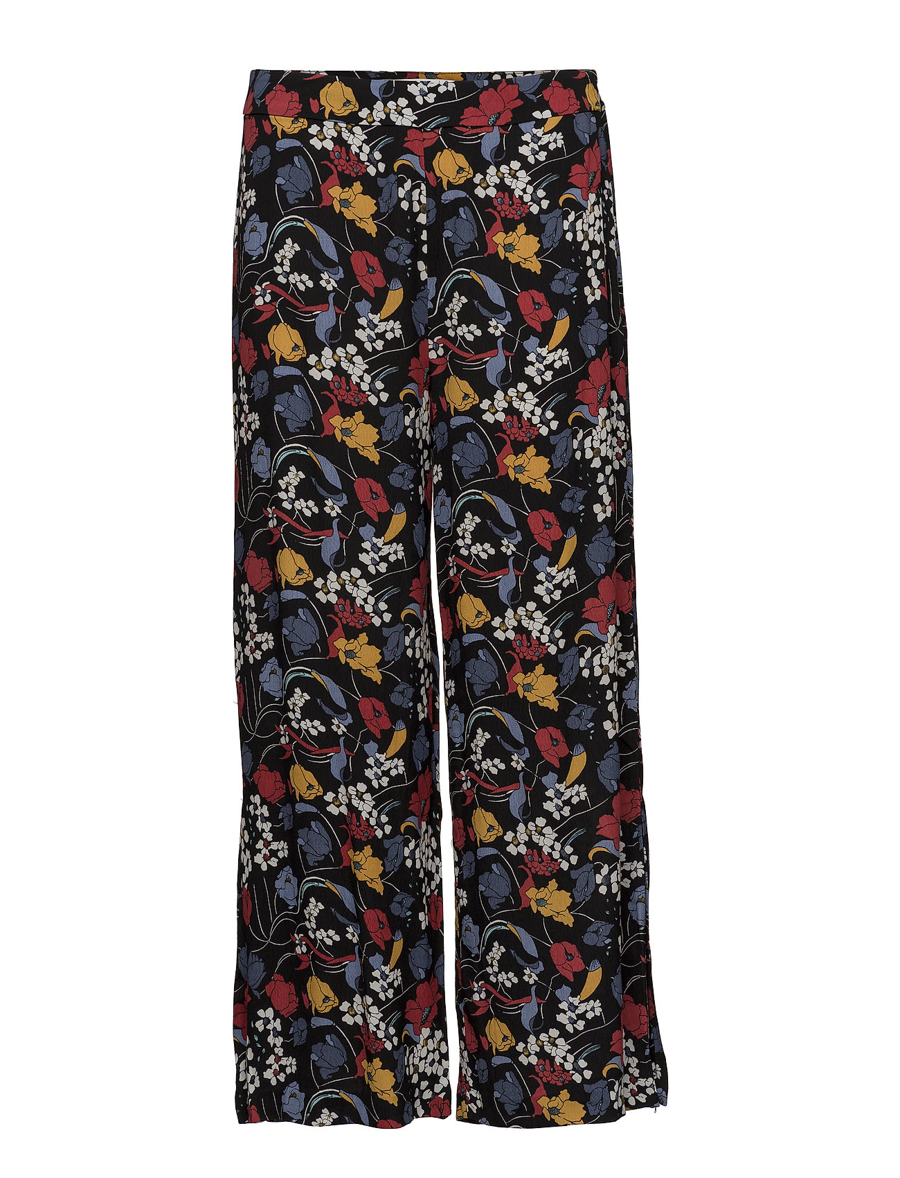 Just Female Ines trousers - FLOWER PARTY